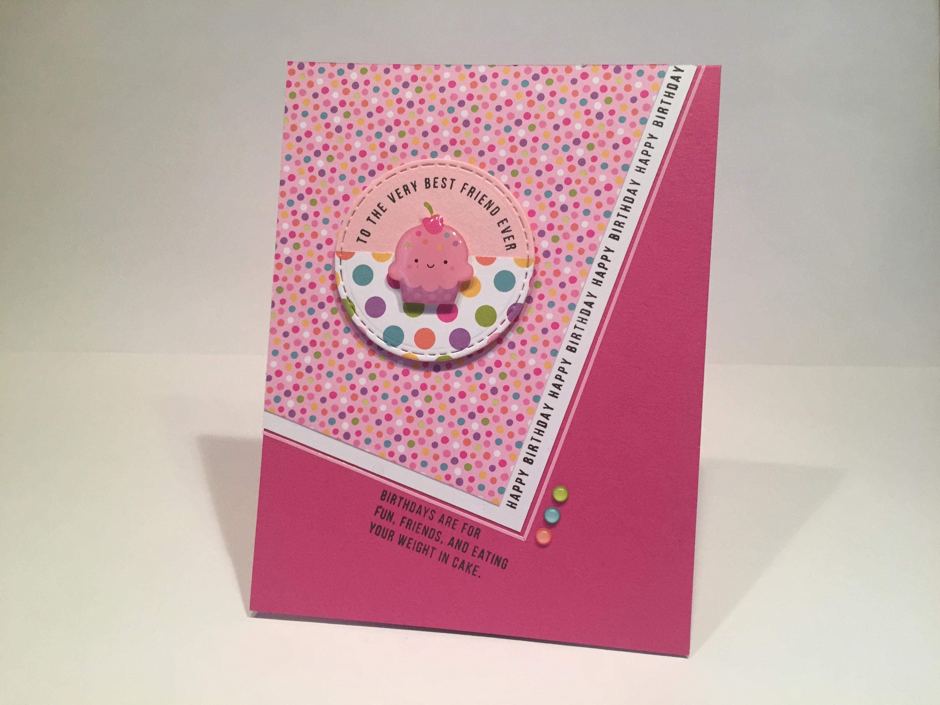 10 Cards 1 Kit Simon Says Stamp September 2017 Best Birthday